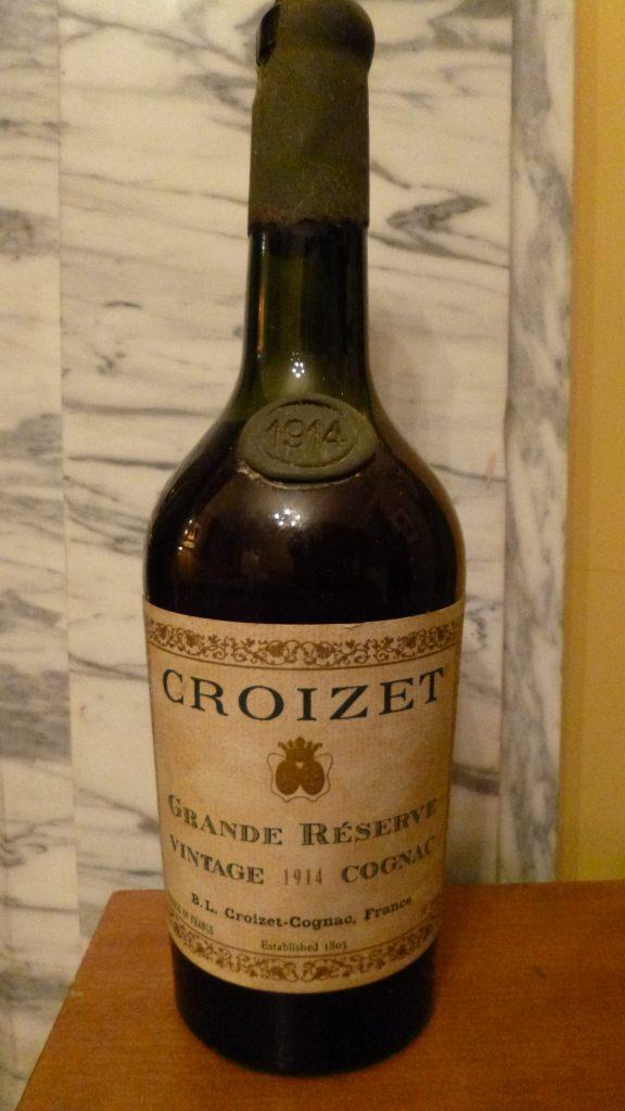 Croizet Grande Réserve Vintage 1914 Cognac