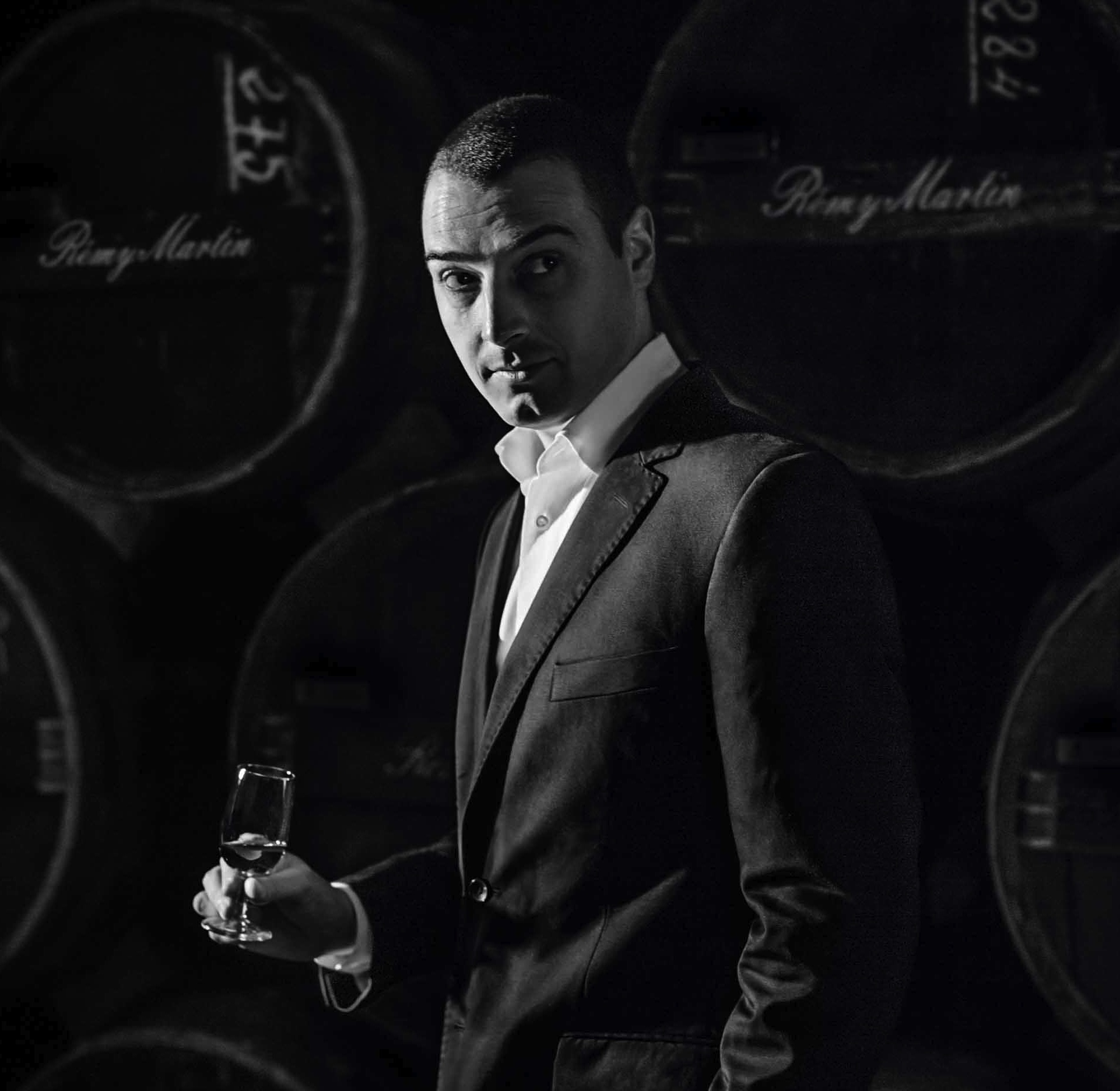 Rémy Martin Announces New Cellar Master Baptiste Loiseau