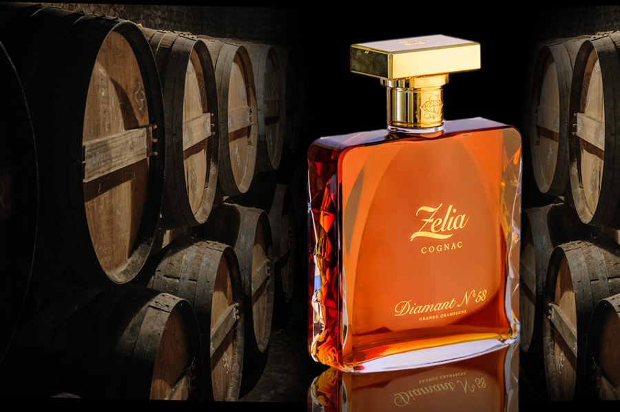 Zelia – The New 'Diamond' Cognac