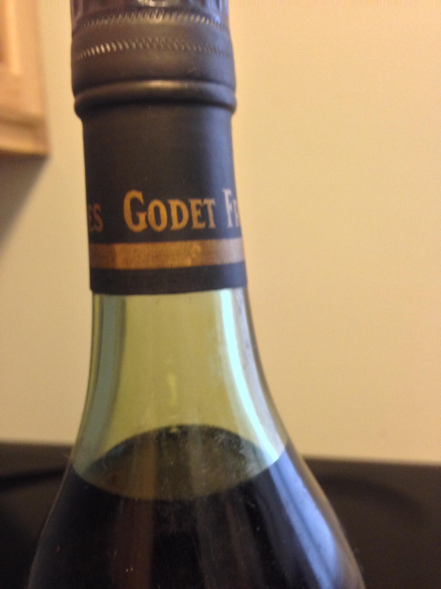Godet Cask No. 32 Cognac