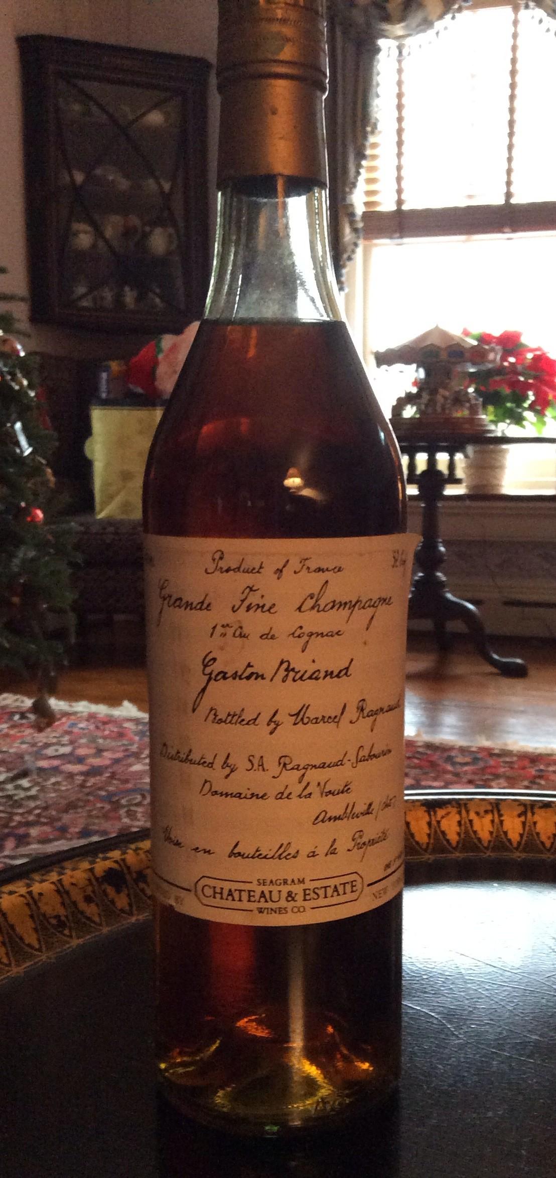 Gaston Briand Grande Fine Champagne Cognac