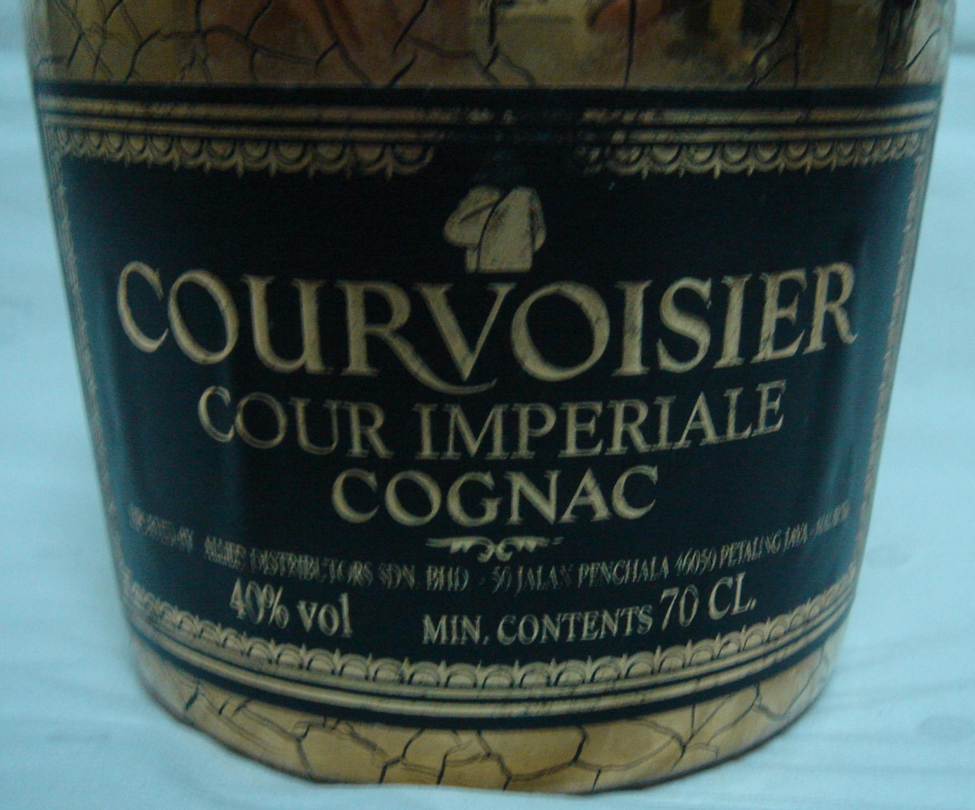 Courvoisier Cour Imperiale Cognac