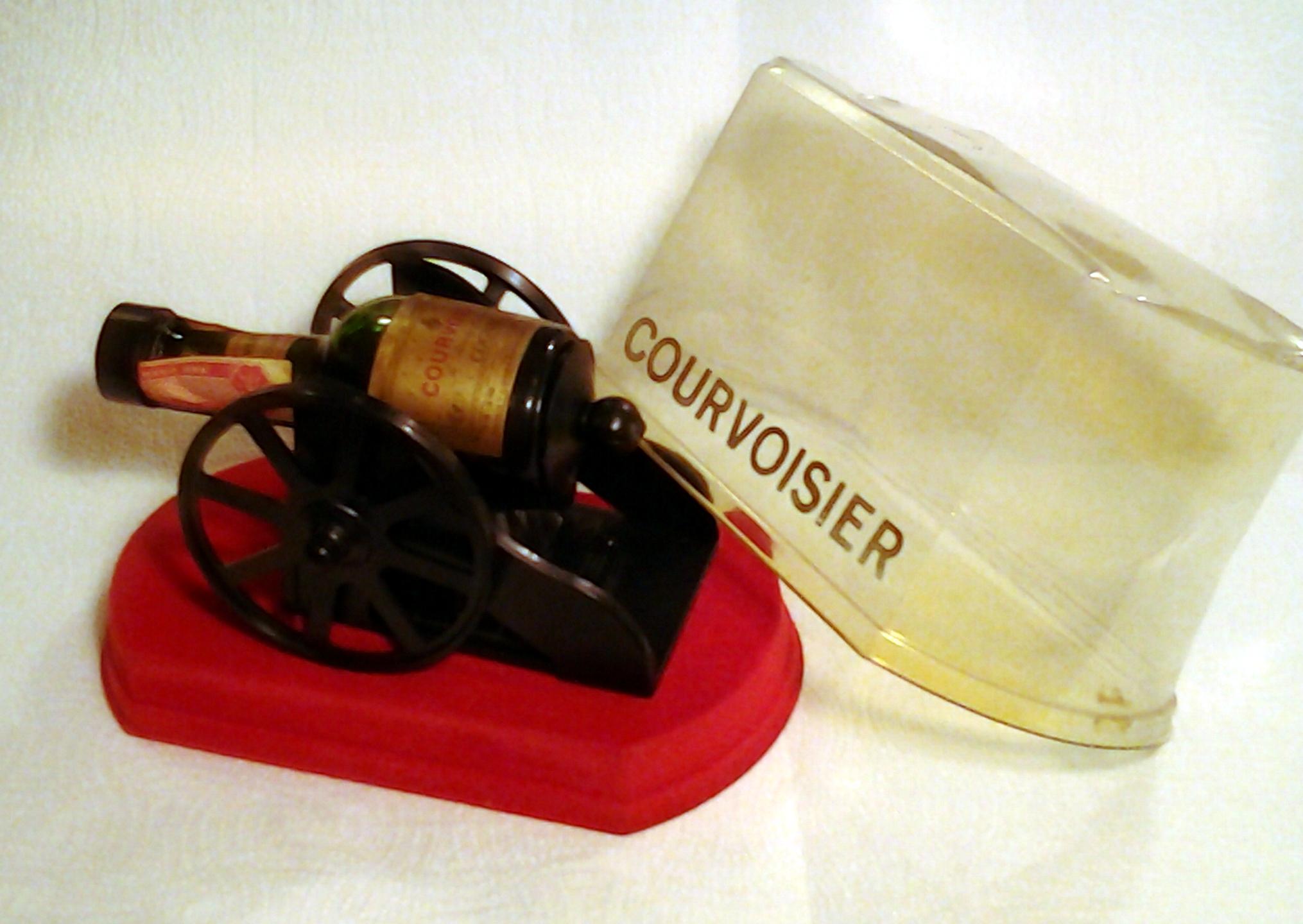 Courvoisier VSOP Miniature Cannon