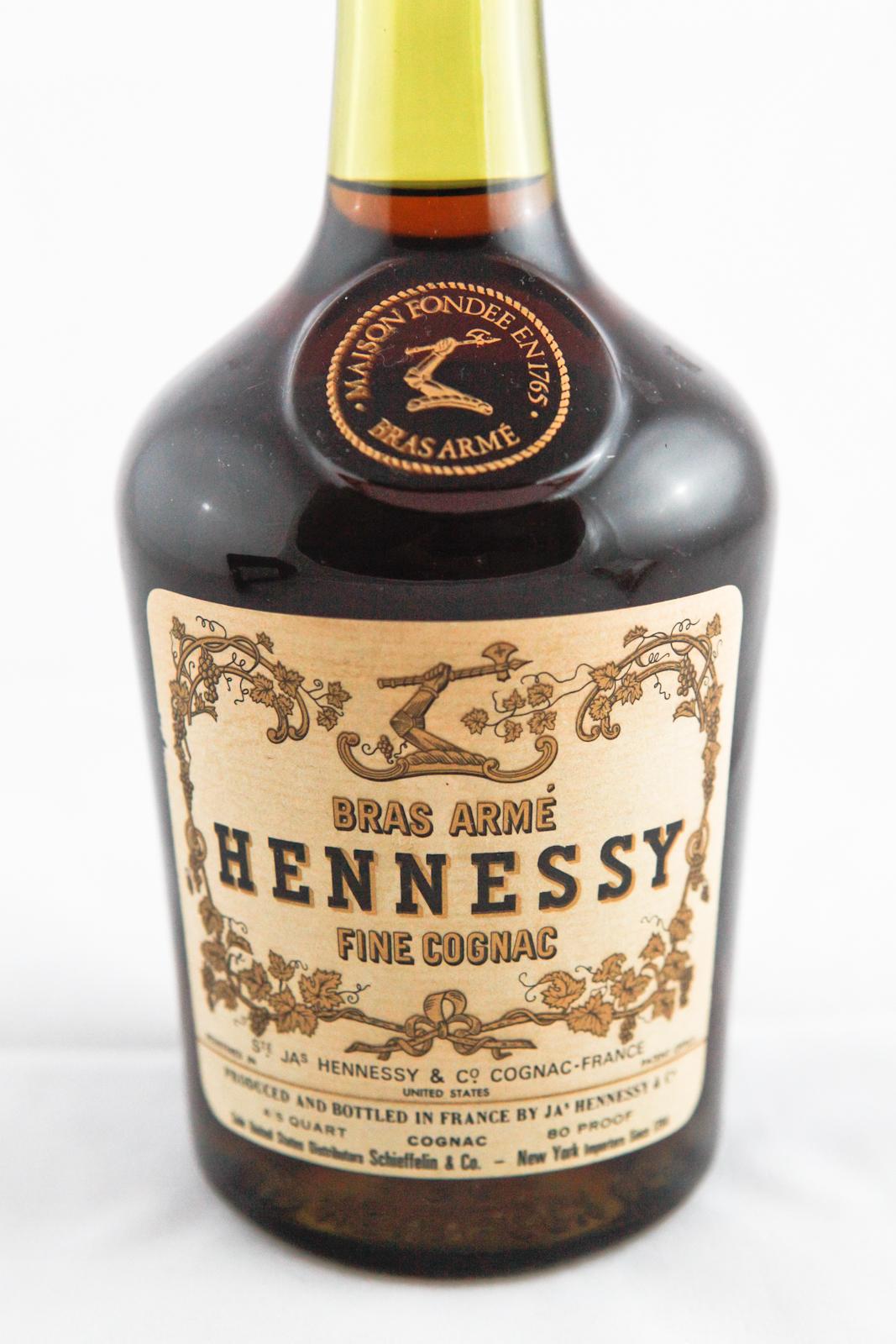 Hennessy Bras Armé Fine Cognac