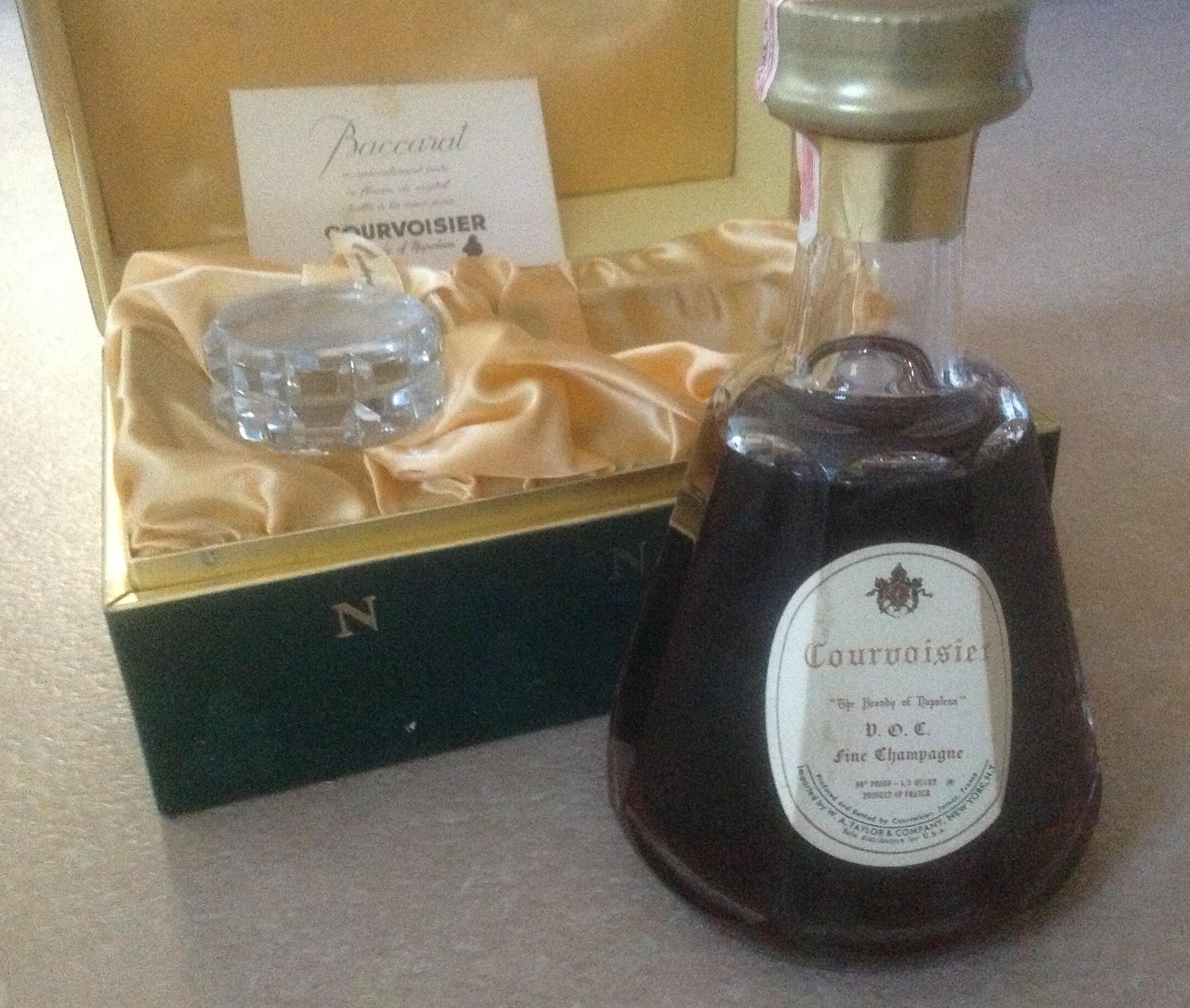 Courvoisier VOC Fine Champagne Cognac