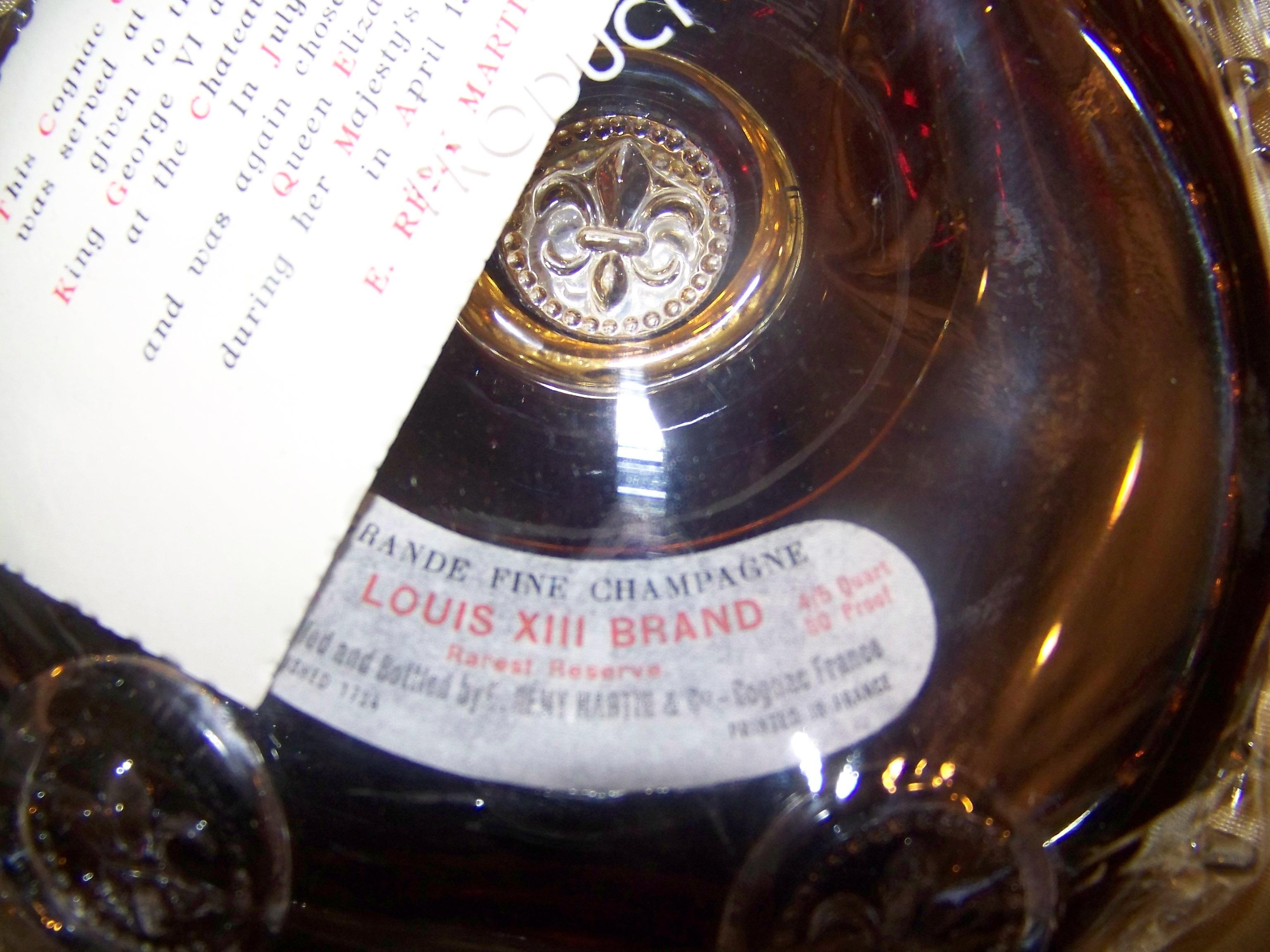 Rémy Martin Louis XIII Cognac