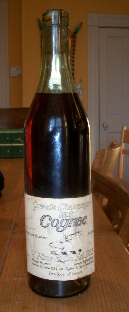 Hine Grand Champagne Private Reserve