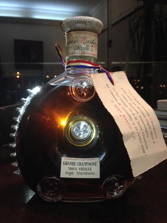 Rémy Martin Grande Champagne Tres Vieille Age Inconnu