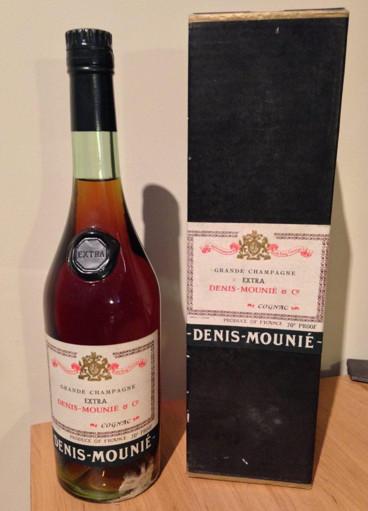 Denis Mounie Grande Champagne Extra Cognac