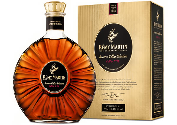 New Travel Retail Exclusive: Remy Martin Cellar Master's Selection
