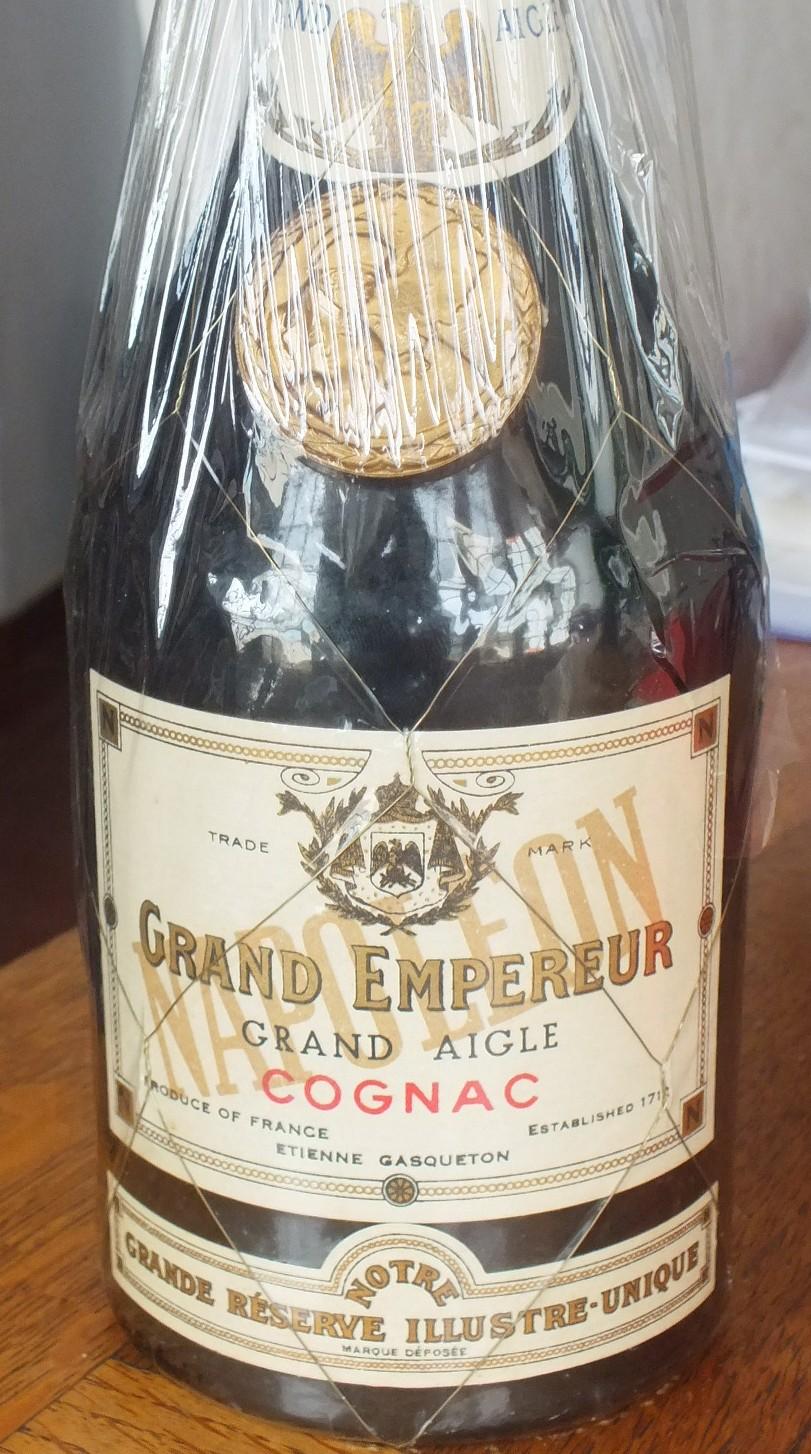 Grand Empereur Grand Aigle Cognac