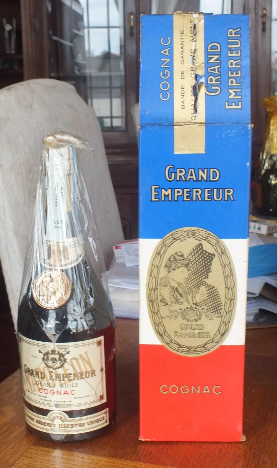 Gasqueton Napoleon (Grand Empereur Grand Aigle) Cognac