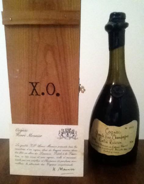 Henri Mounier Grande Fine Champagne