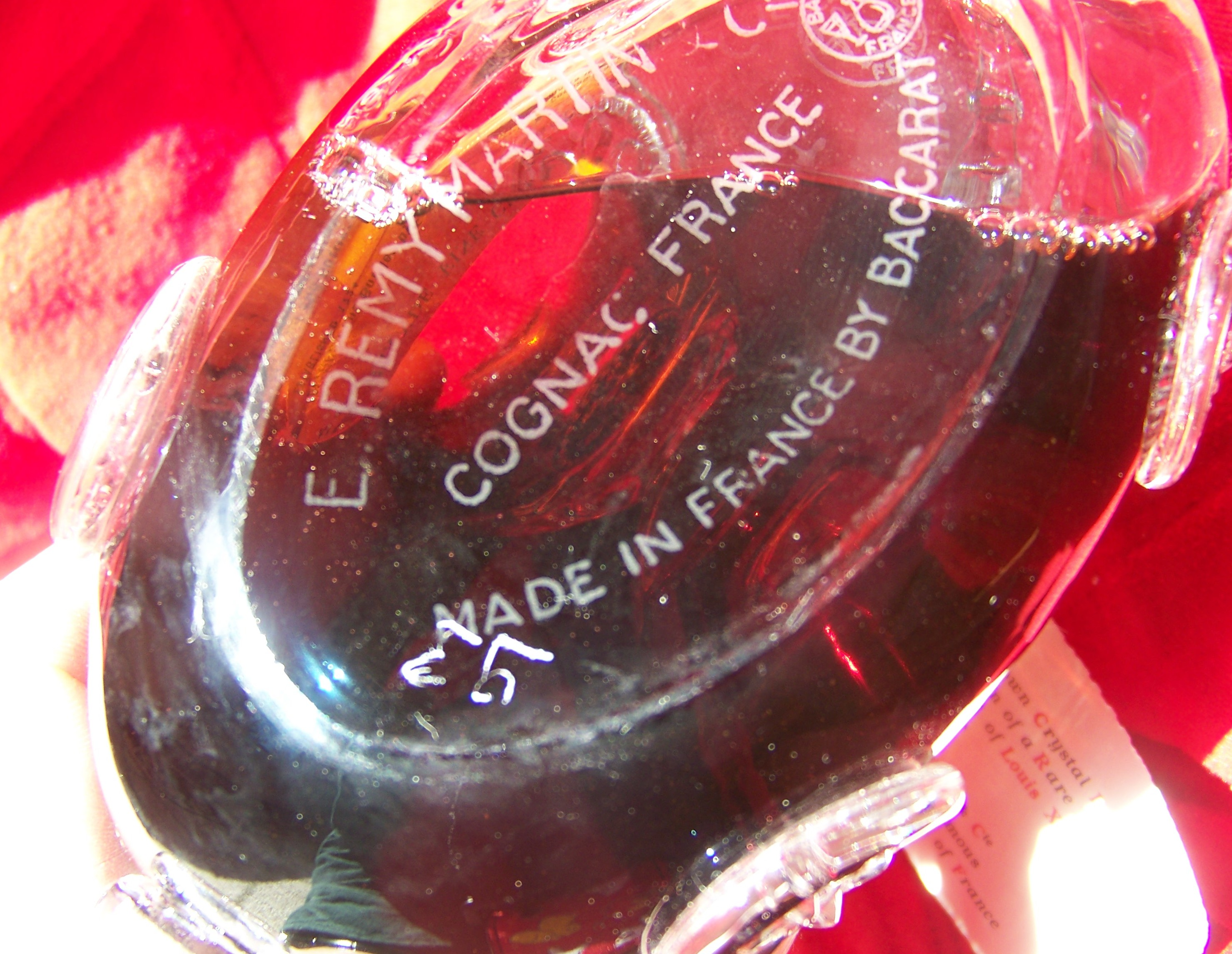 Rémy Martin Louis XIII Grande Fine Champagne Cognac