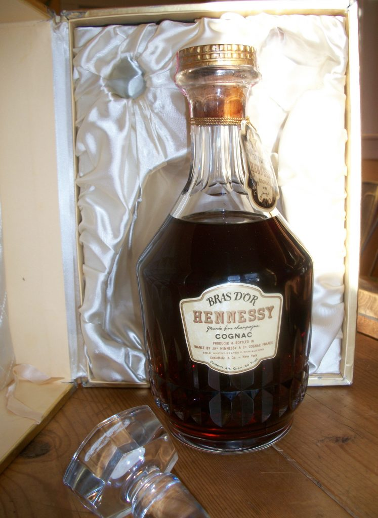 Hennessy Bras D'Or Cognac