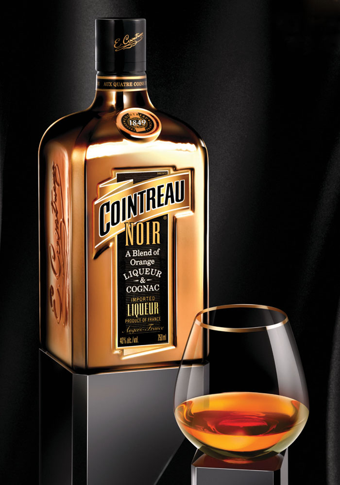 Cointreau Noir: New Product Release Down Under