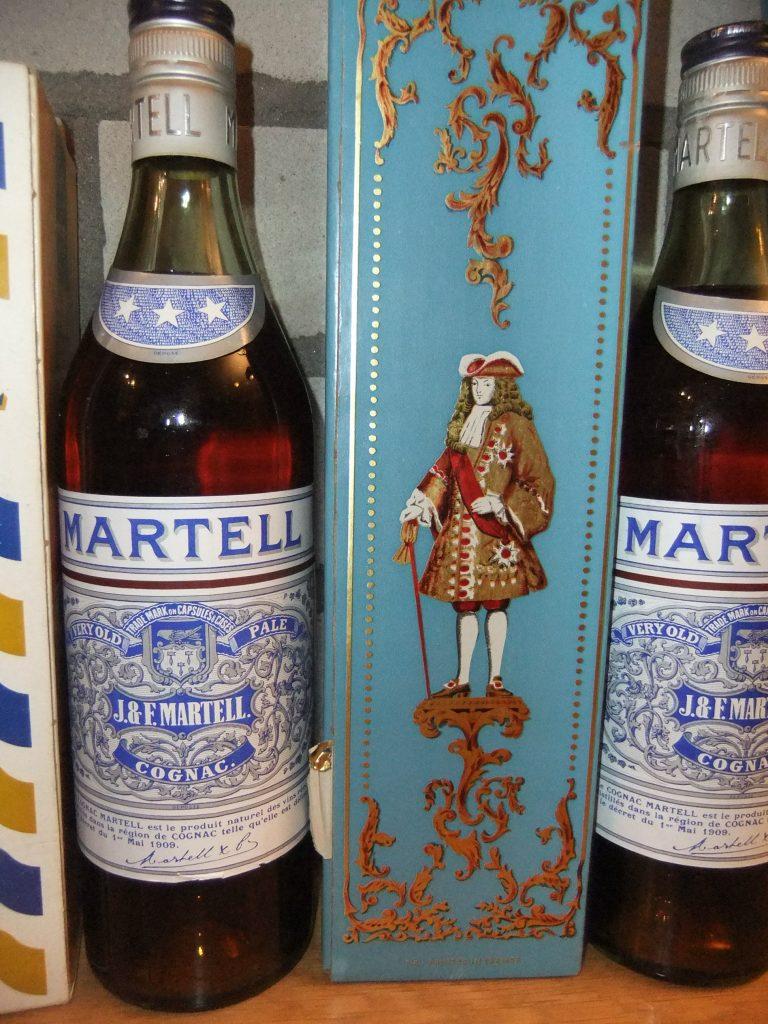 Martell VOP Cognac Bottles