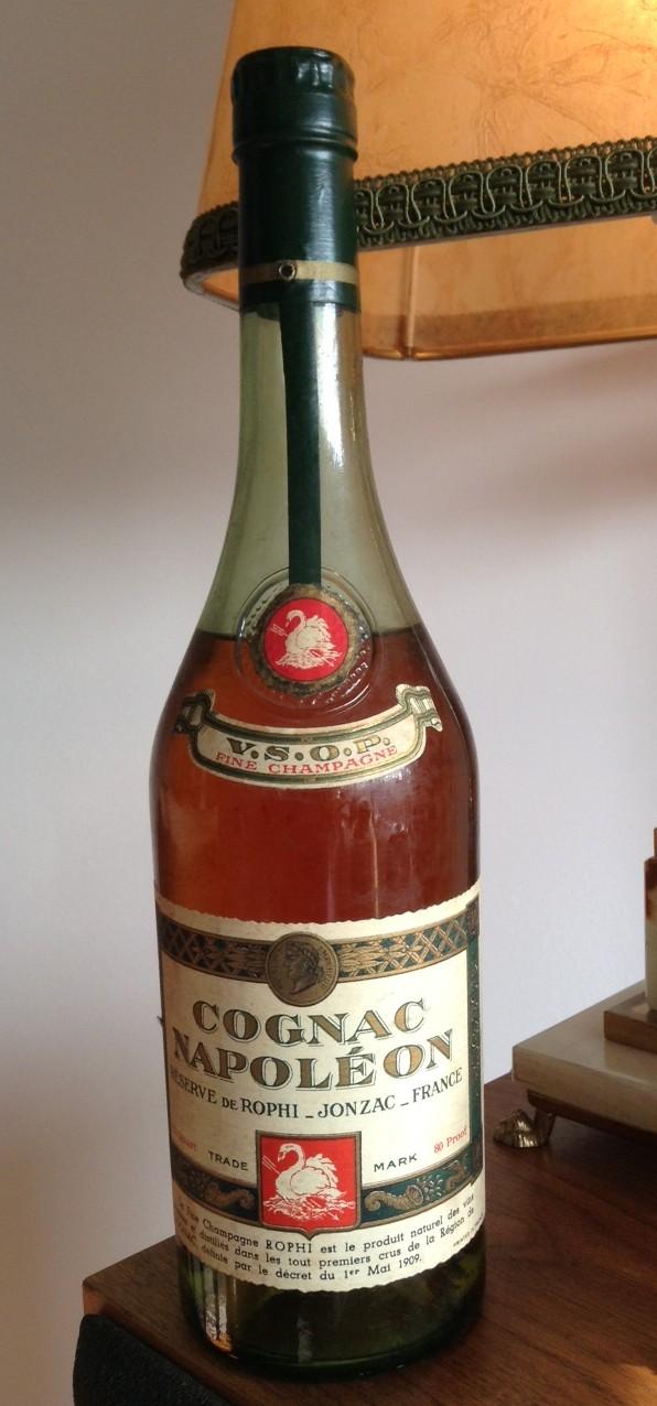 Rophi Jonzac VSOP Cognac Napoléon