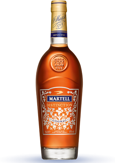 Martell Distinction: Product Launch in China