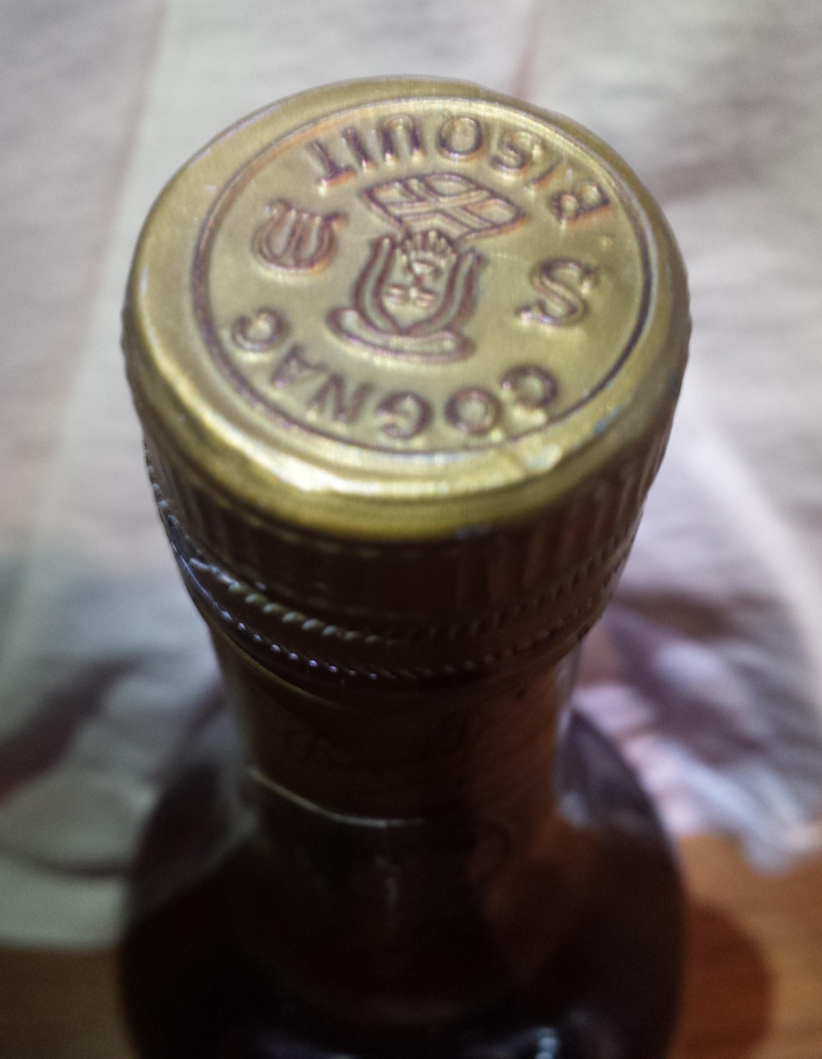 Bisquit 3 star Cognac