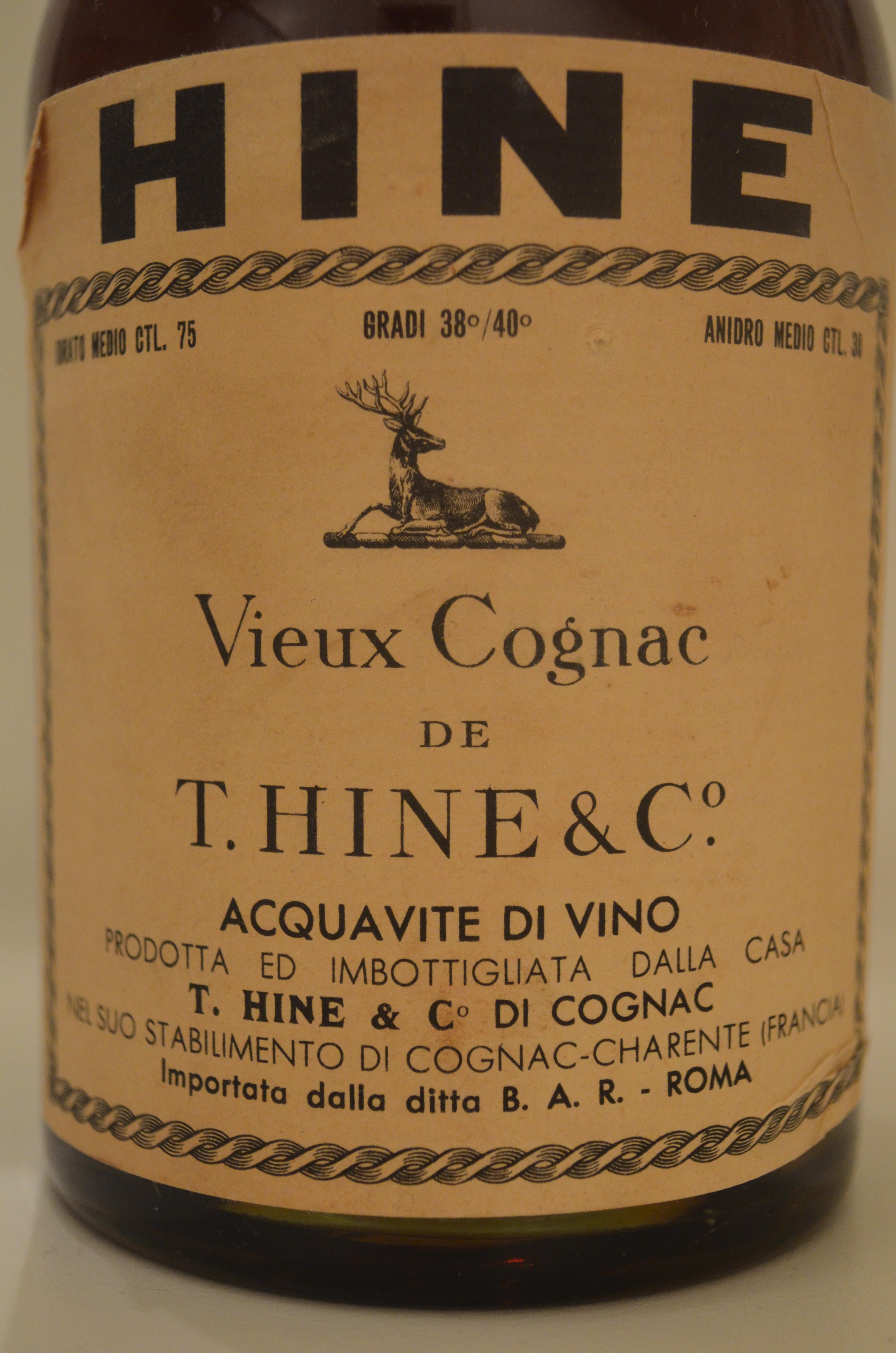 Hine Vieux Cognac