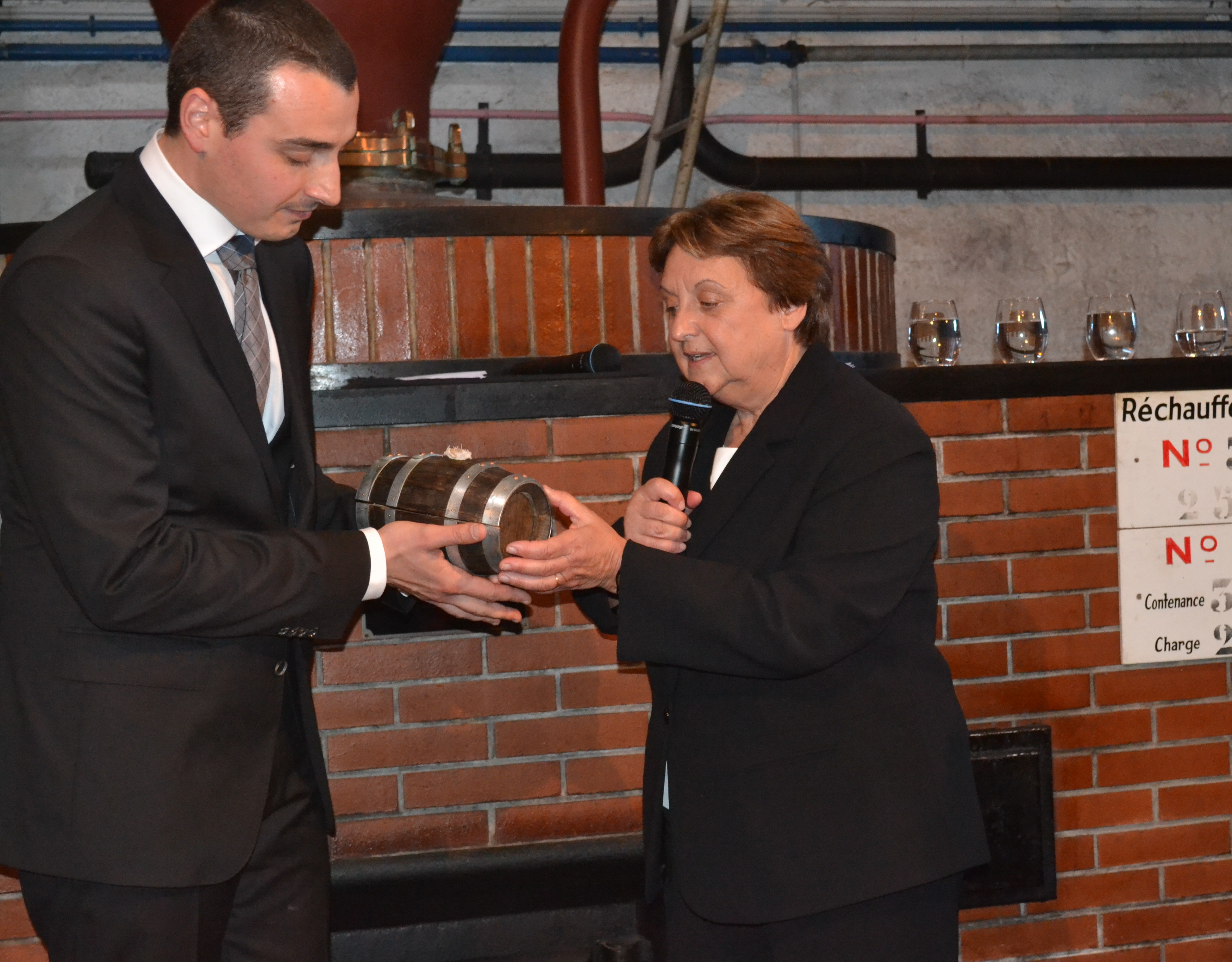 Pierrette Trichet & Baptiste Loiseau