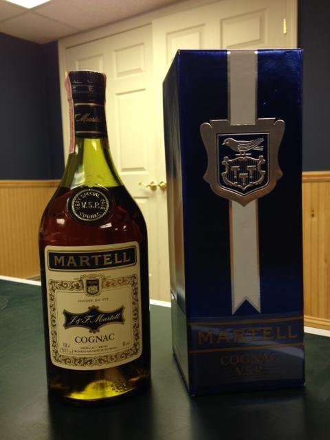 1960s Martell VSP Cognac