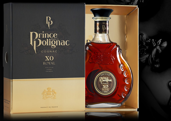 Martell & Prince Polignac Release Miniatures in Travel Retail