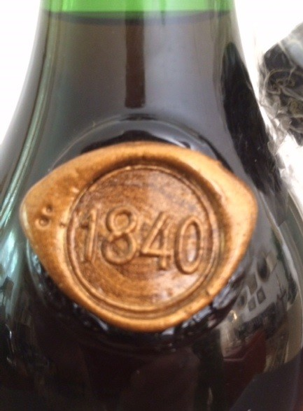 A.E. DOR Tres Vieille Grande Champagne Reserve N°5 Louis Philippe 1840