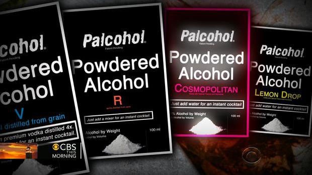 Would You Drink Powdered Cognac? Palcohol hits the shelves – or perhaps not…