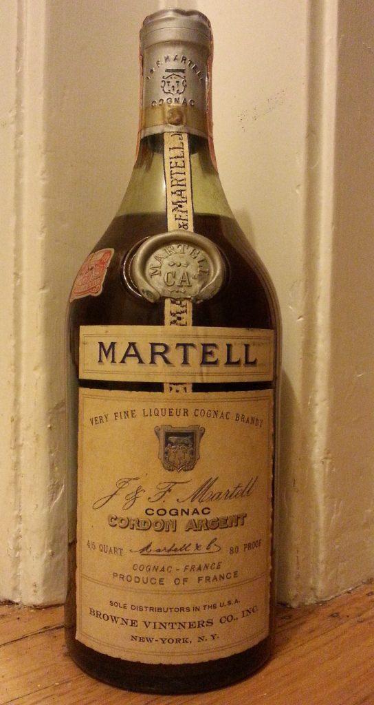 Martell Cordon Argent