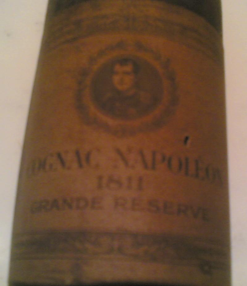 Cognac Napoleon 1811 Grande Reserve