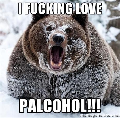 Powdered Alcohol Cognac Palcohol