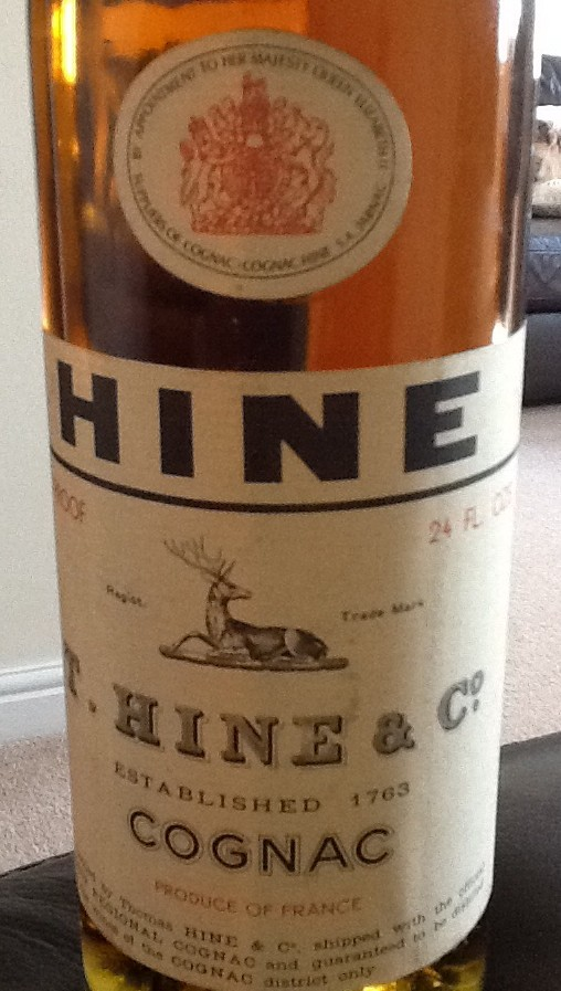 Hine 3 Stars Cognac