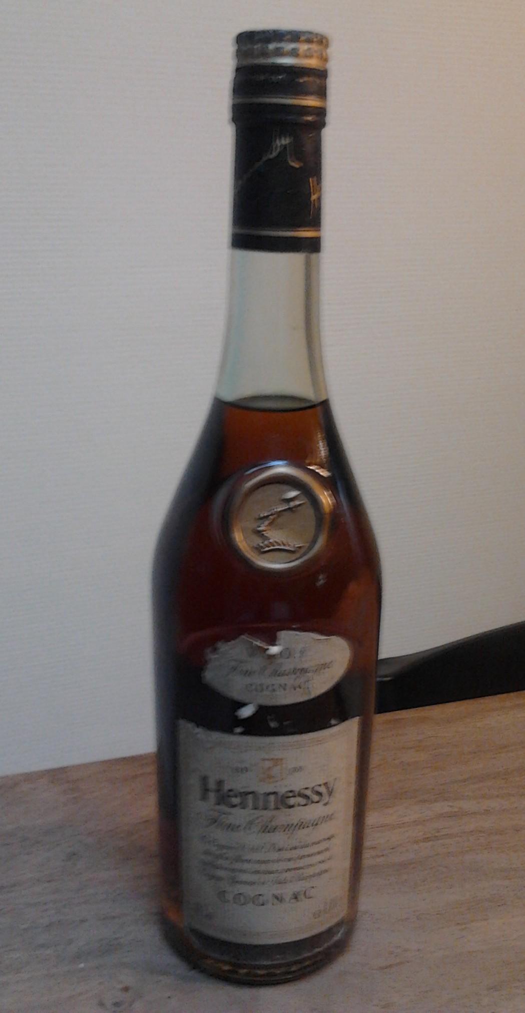 Hennessy Fine Champagne VSOP