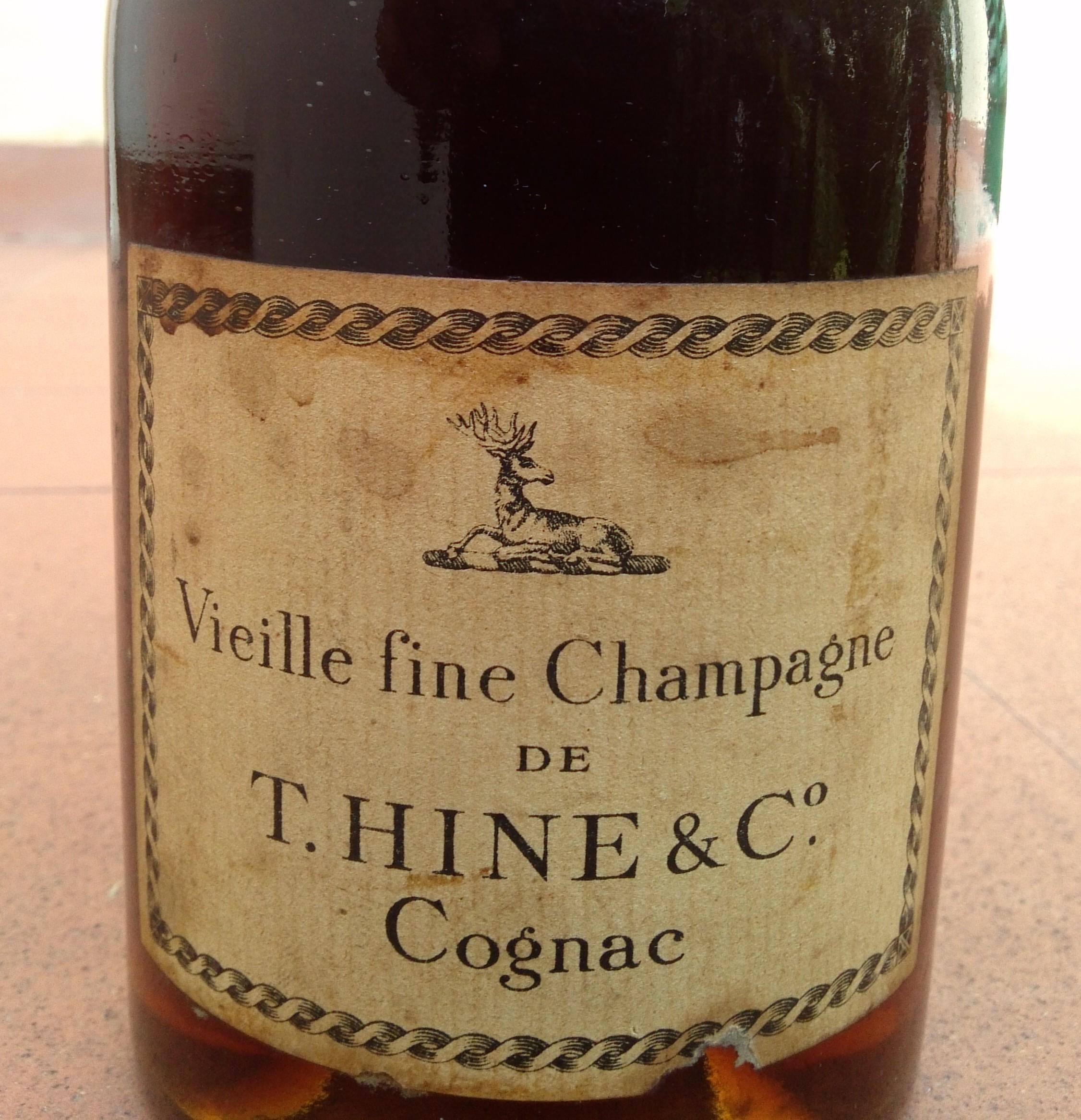 Hine Vieille Fine Champagne Cognac