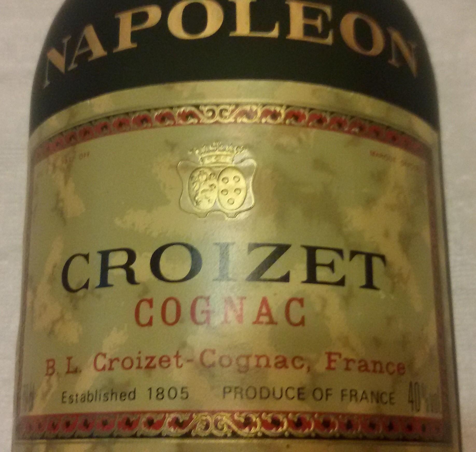 Croizet Napoleon Cognac