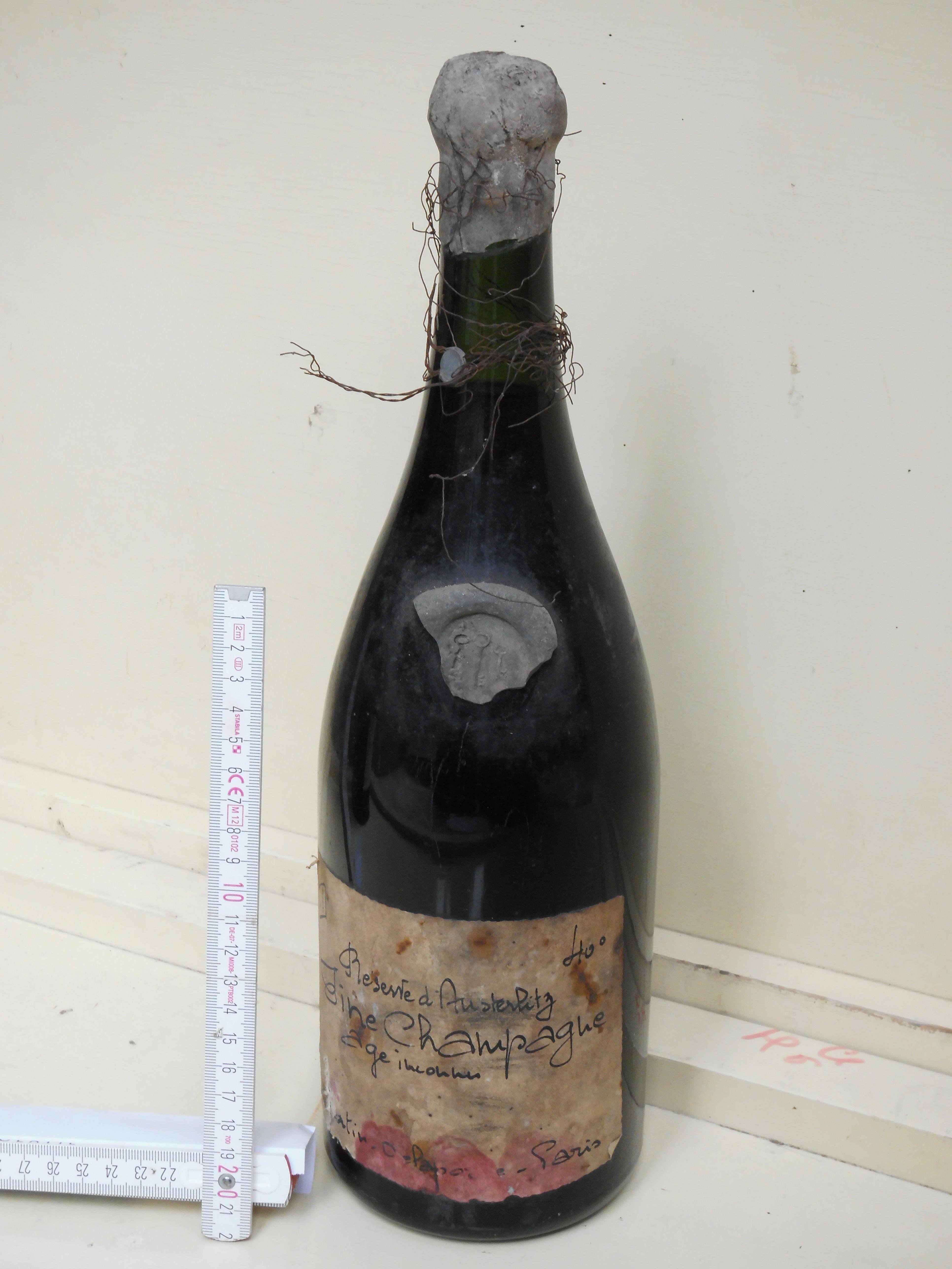 Réserve d'Austerlitz Fine Champagne Age Inconnu