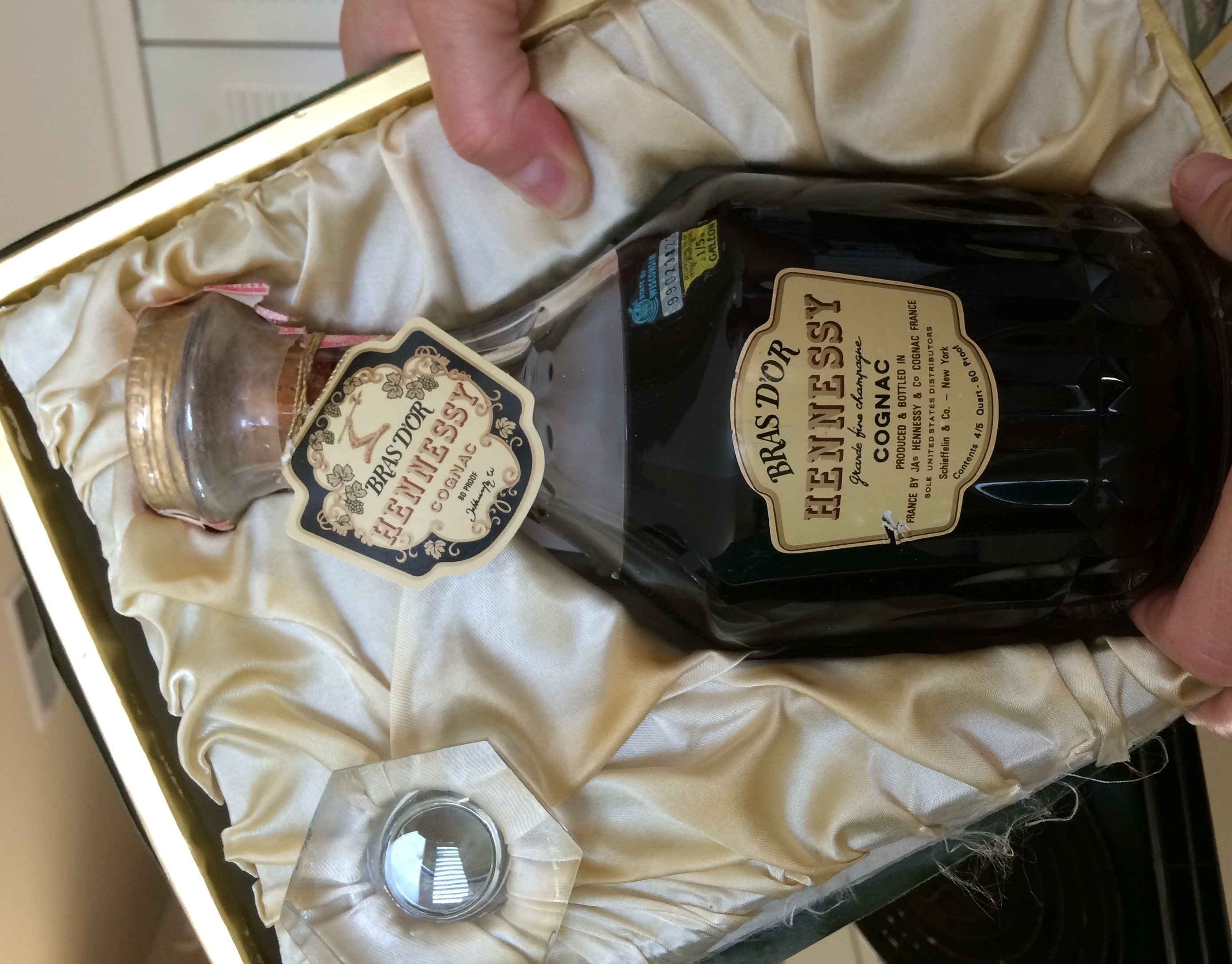 Hennessy Bras D'Or Cognac