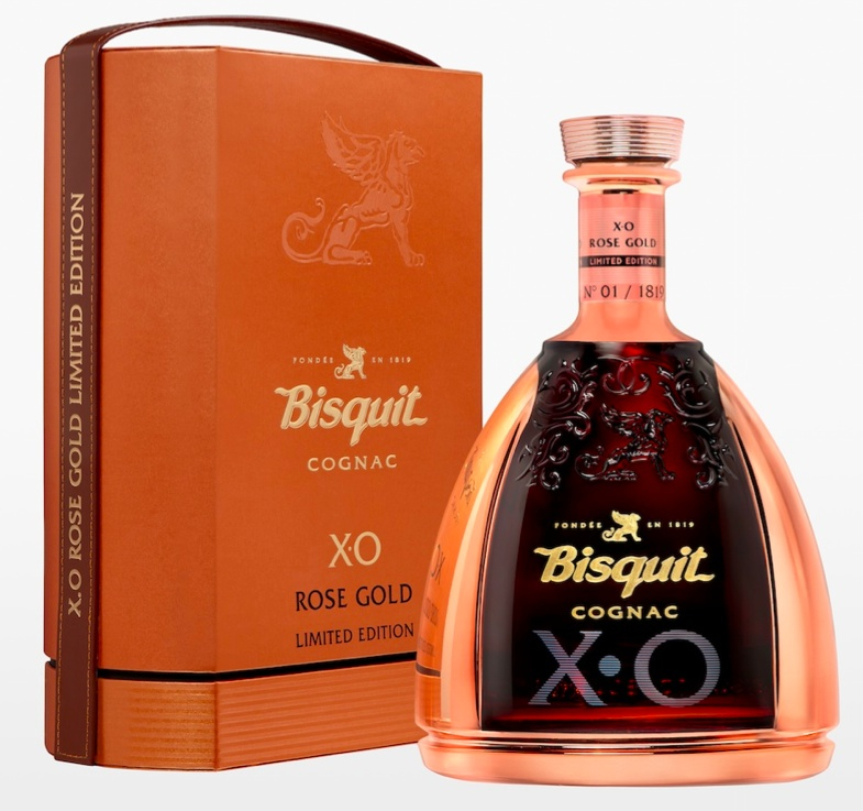New Product: Bisquit XO Rose Gold