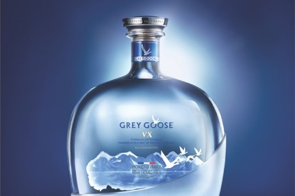 New: Grey Goose VX – Vodka with Cognac