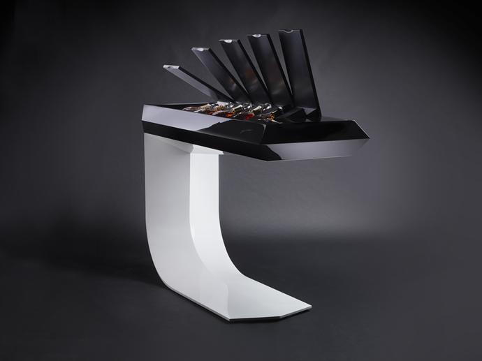 Camus Cognac: The Organoleptic Piano