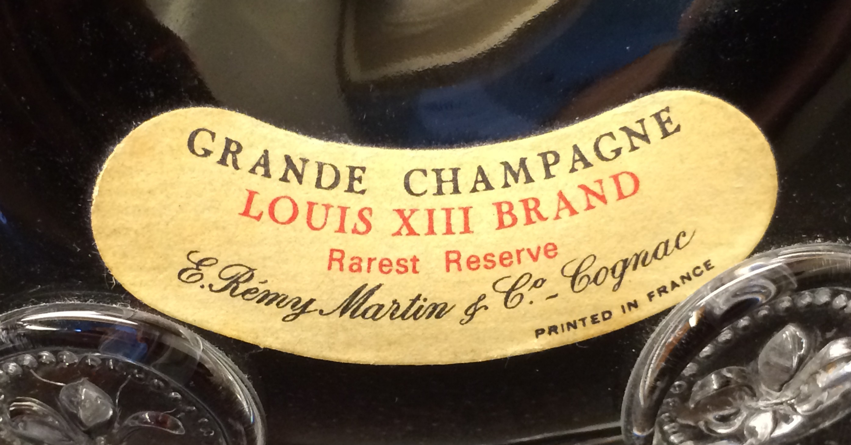 Search for the Rarest Bottle of Remy Martin Louis XIII is on…