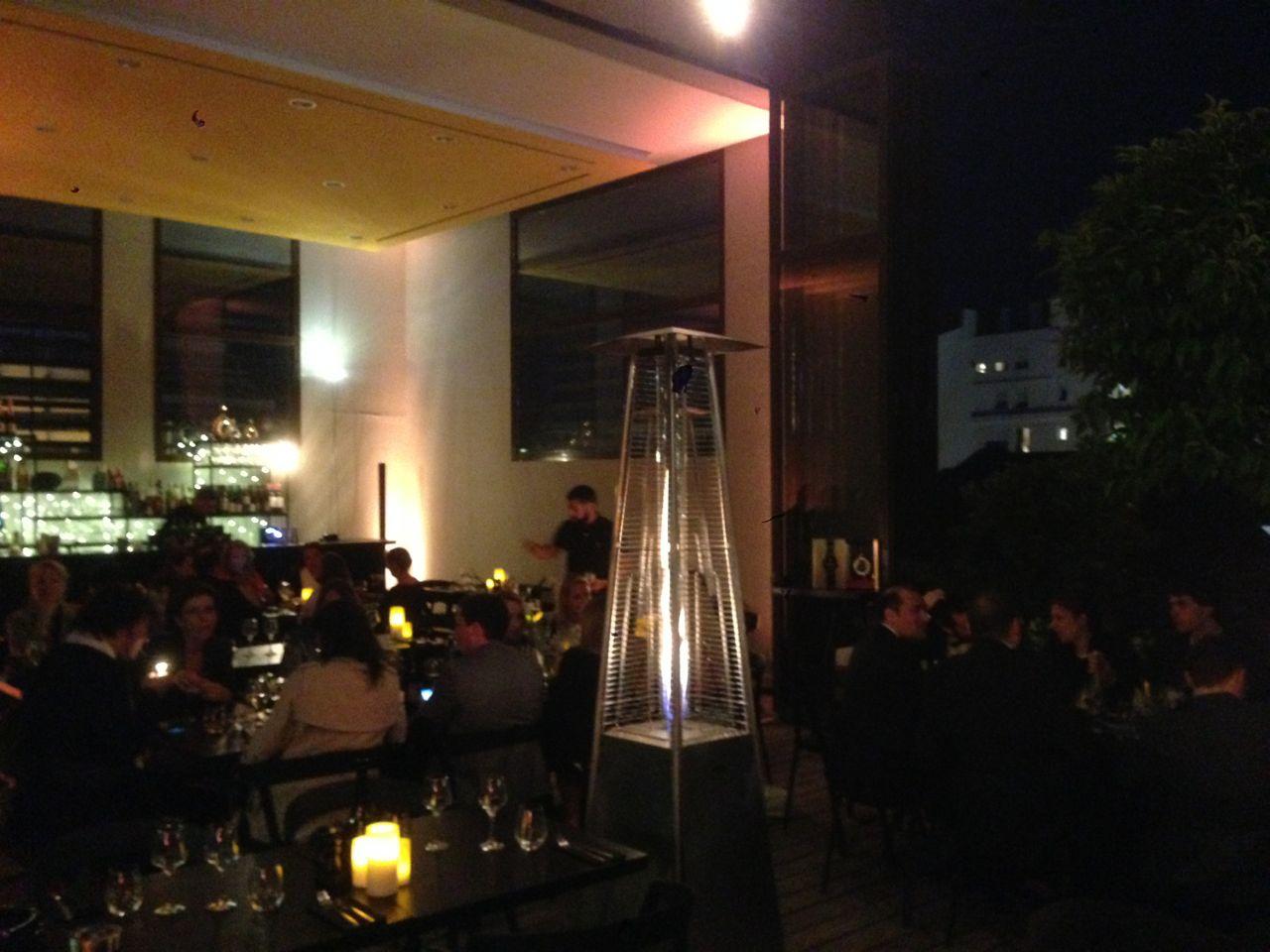 Impression of a cool bar at 67th Festival de Cannes