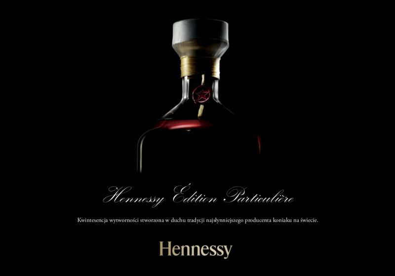 Hennessy Edition Particuliere