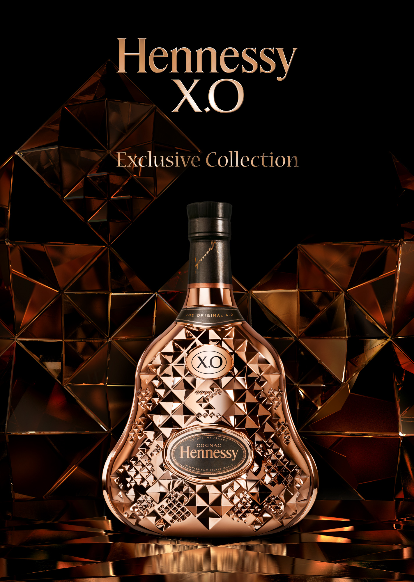 New Hennessy XO Exclusive Collection by Tom Dixon