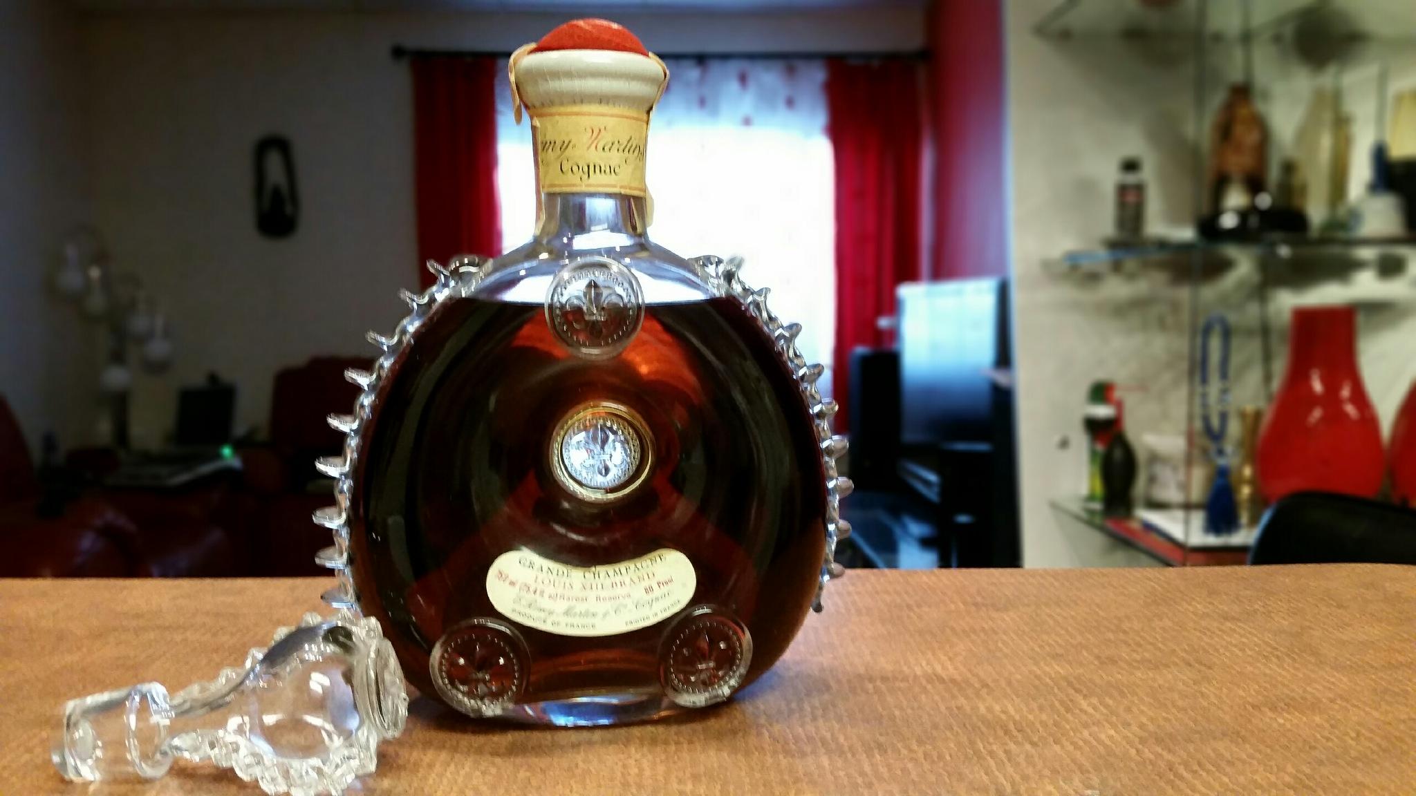 Remy Martin Cognac Grande Champagne Louis XIII Brand