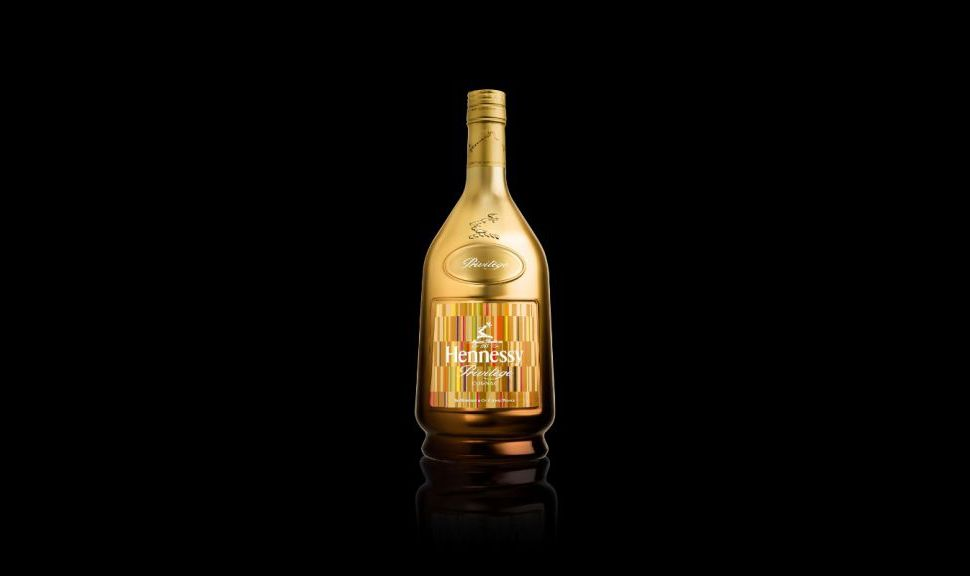 New Release: Hennessy VSOP Privilege Limited Edition Cognac by Peter Saville