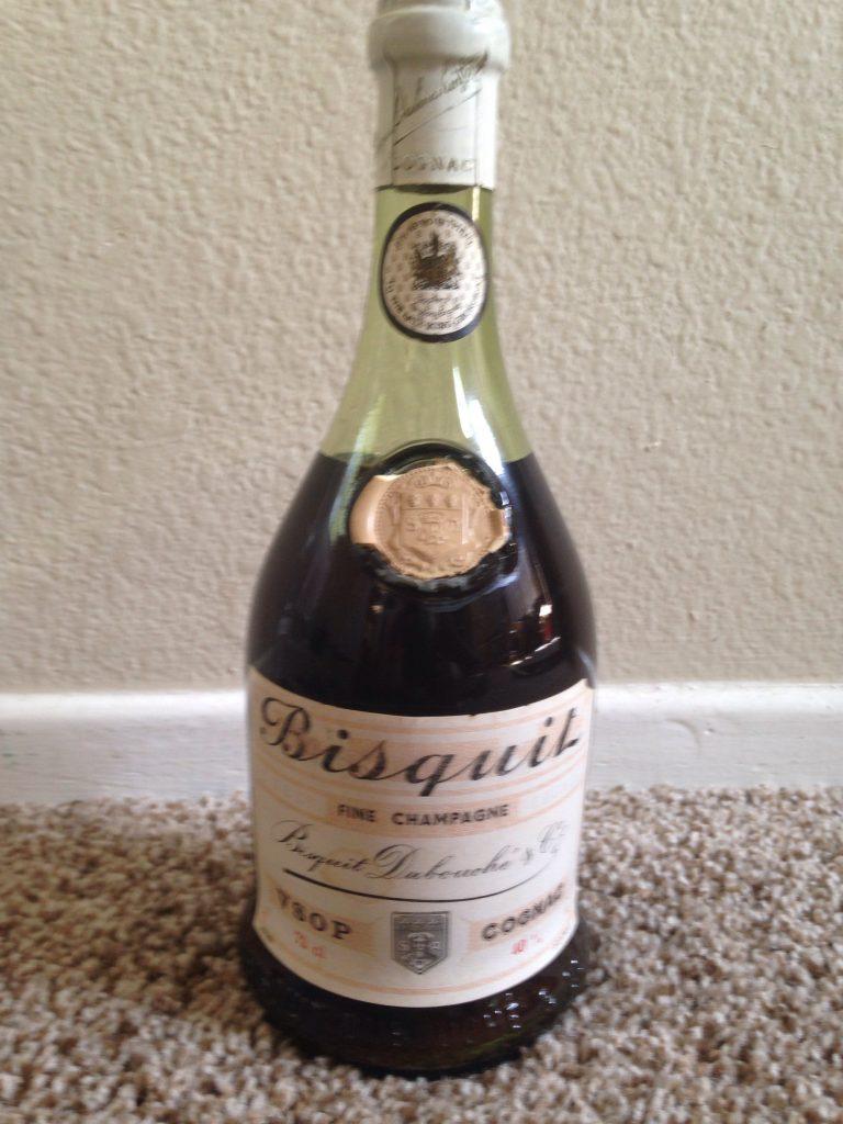 Bisquit Dubouché VSOP Cognac