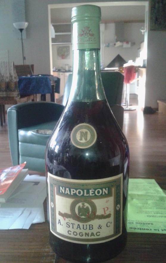 A. Staub & Cie Napoléon VSOP Cognac